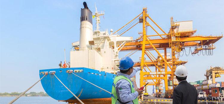 Commercial Ship Management Services