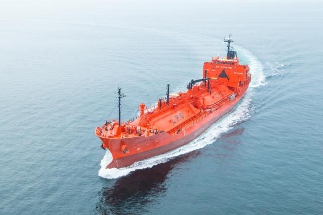 Lpg Carrier 4