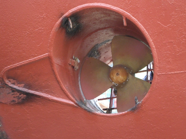 Ship Drydocking And Technical Photo 17