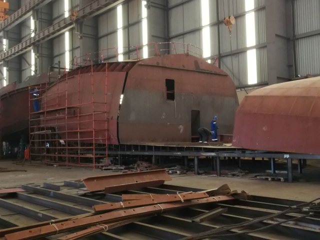 Ship Drydocking And Technical Photo 7